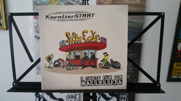 Kavalierstart - zwei Takte für ein Halleluja 10inch Vinyl-LP 1