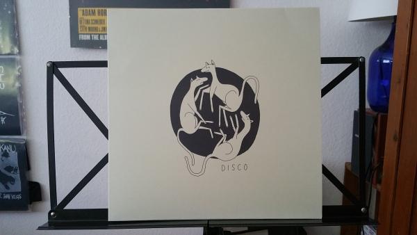 La Petite Mort / Little Death - disco Vinyl-LP 1