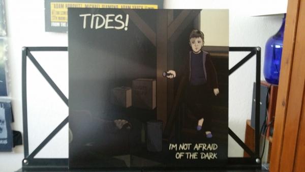 Tides! - i'm not afraid of the dark LP 1