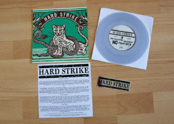 Hard Strike - same 7inch Vinyl