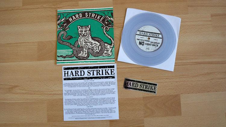 Hard Strike - same 7inch Vinyl