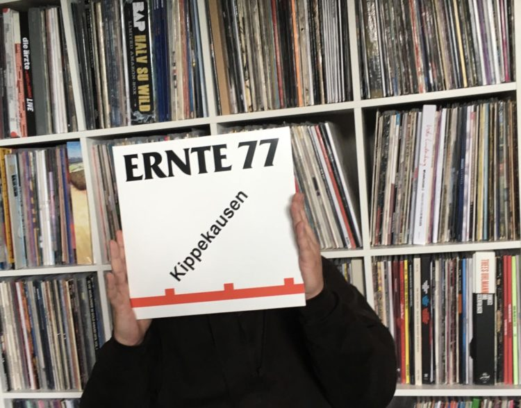 Ernte 77 - Kippekausen - col. 12inch LP-Vinyl 1