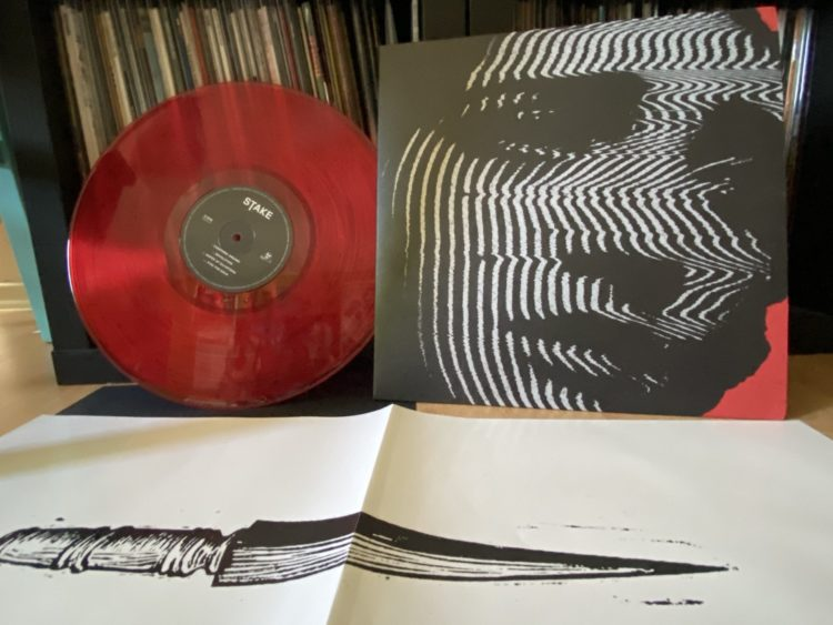 "STAKE - ""Critical Method"" col. LP-Vinyl 1"
