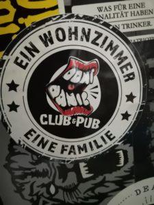 Don't Panic Club & Pub Support Compilation - Vinyl LP 3