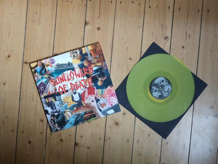 Sunflowers of Death - Eine Audiodokumentation des Scheiterns - col. Vinyl LP 1