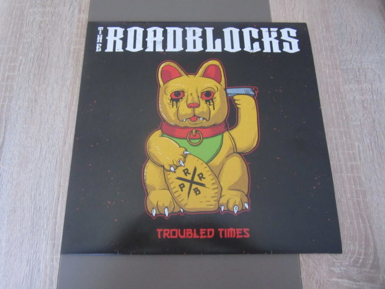 "The Roadblocks - ""Troubled Times"" Vinyl-LP 1"