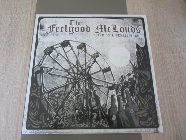The Feelgood McLouds - Life on a Ferris Wheel Vinyl-LP 1