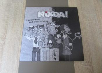 Nix Da! - Zuckerbrot und Weizenbier Vinyl-LP 1