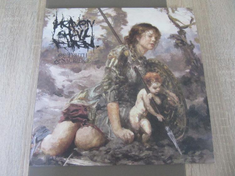 Heaven Shall Burn - Of Truth and Sacrifice Doppel-Vinyl-LP 1