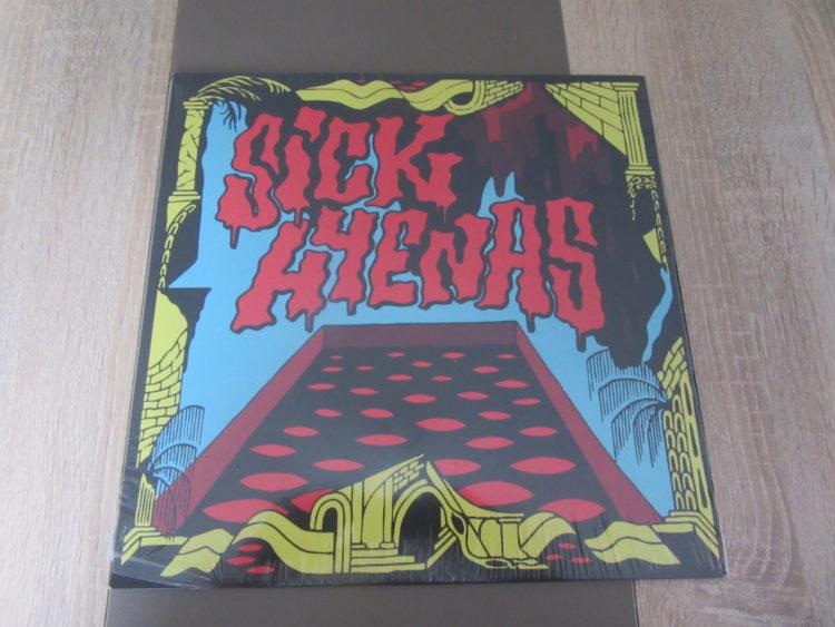 Sick Hyenas - Heaven For A While Vinyl-LP 1