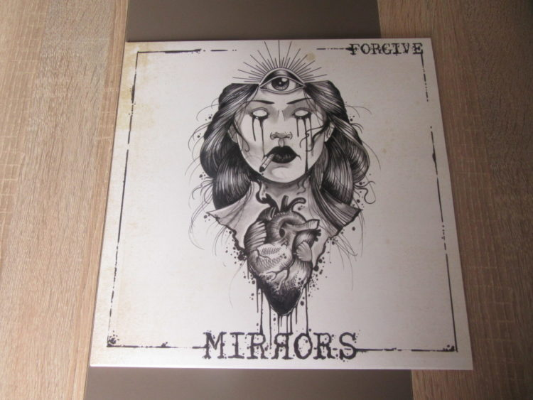 Forgive - Mirrors col. Vinyl-LP 1
