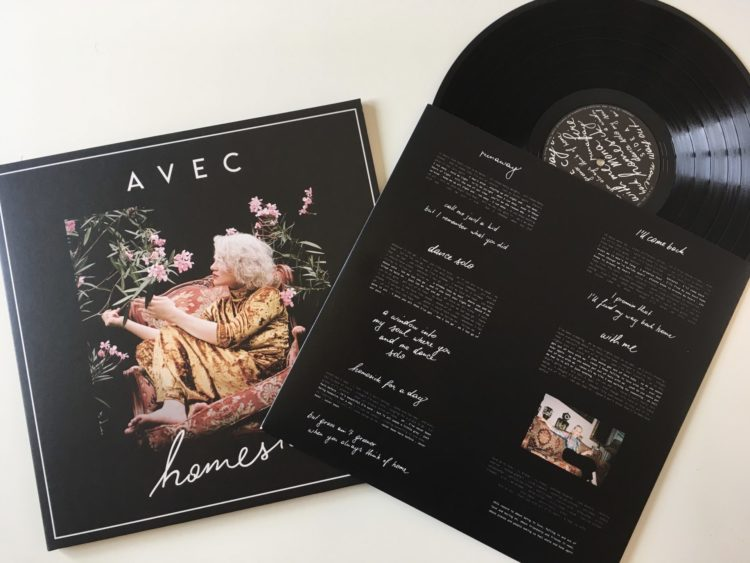Avec - Homesick Vinyl-LP 1