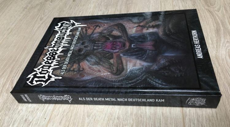 Todessehnsucht - als der Death Metal nach Deutschland kam (Buchvorstellung) 1