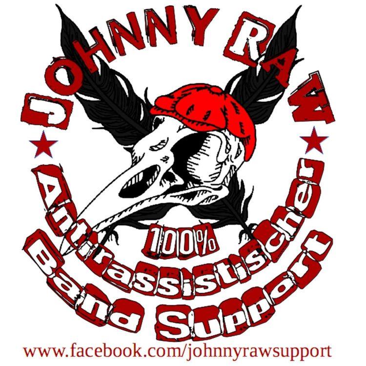 Johnny Raw- 100% antirassistischer Bandsupport - Interview 1