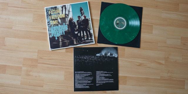 The Movement - Future Freedom Time Vinyl