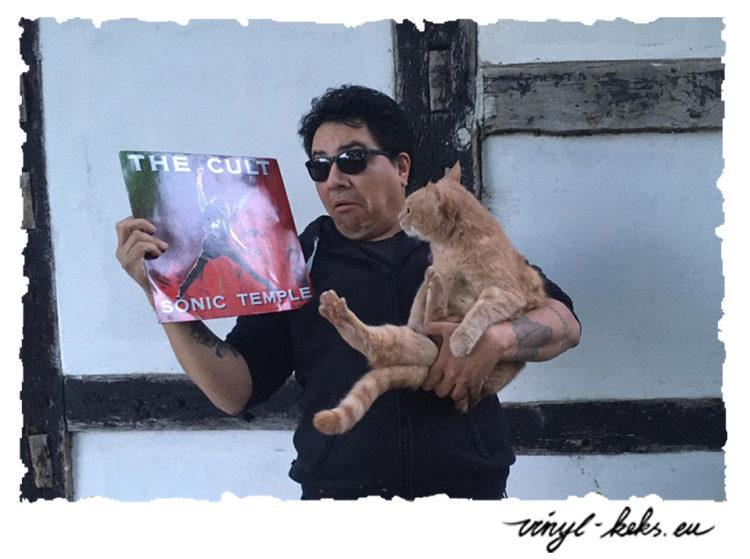 Vinylsünde mit Carlos von Burger Weekends