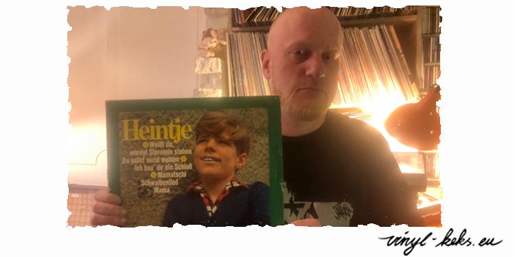 Vinylsünde - mit Künstler Flo Mega