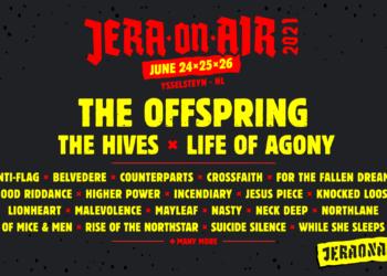 Jera On Air 2021 : Erste Bands bestätigt 3