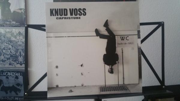 KNUD VOSS - Capristube Vinyl-LP 1