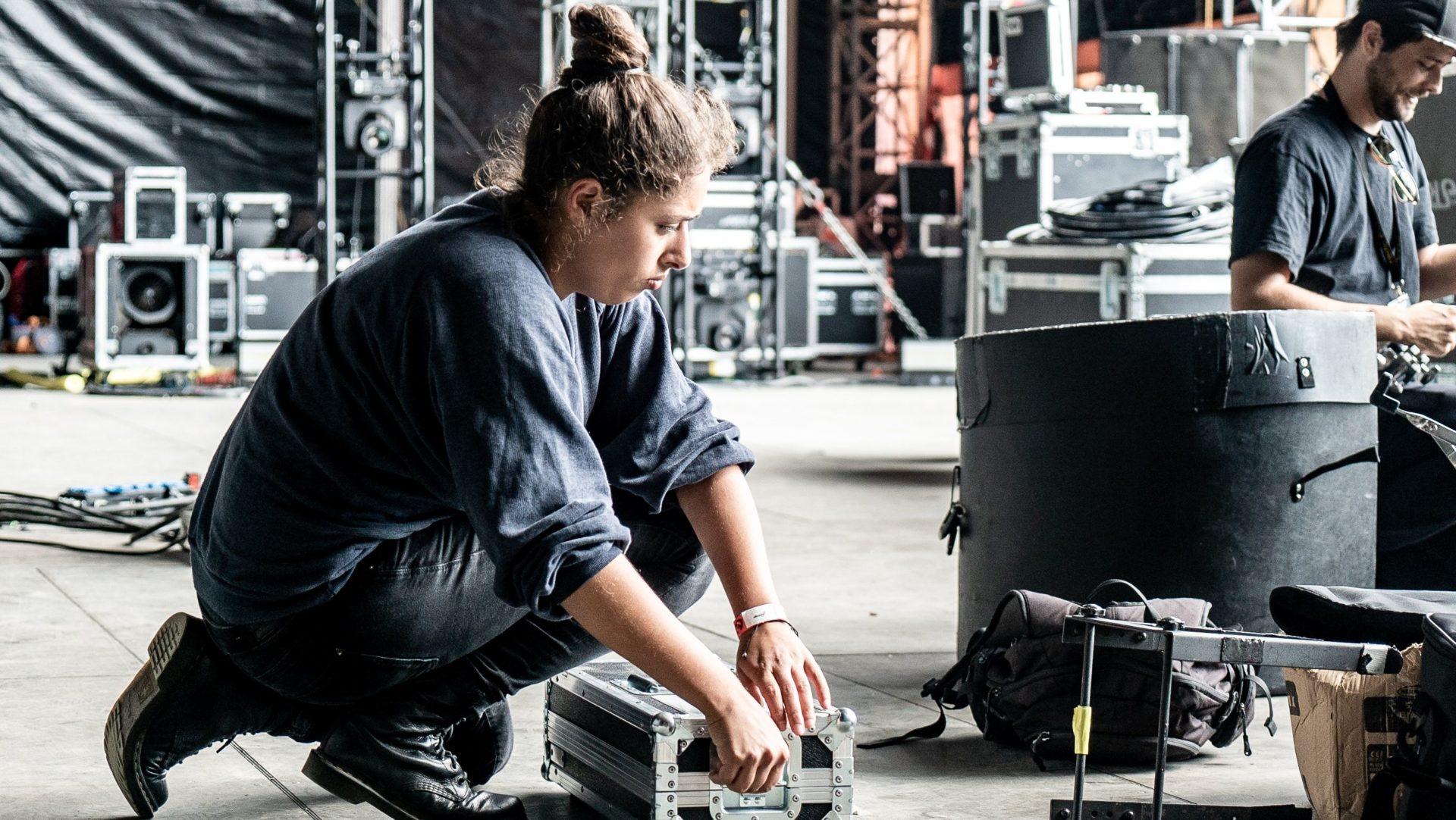 Frauen im Musikbusiness - mit Bookerin und Tour-Managerin Vanessa 5