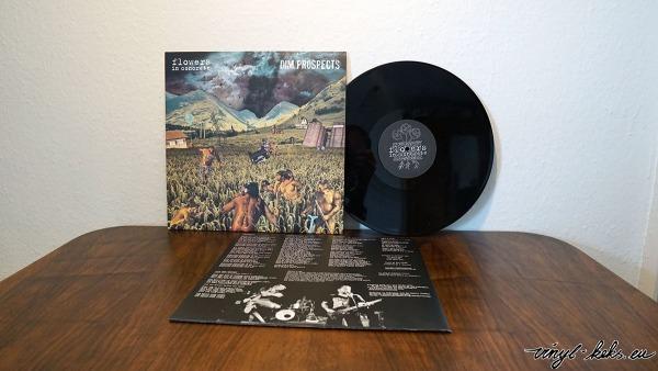 Flowers in Concrete / Dim Prospect - Split Vinyl-LP 1