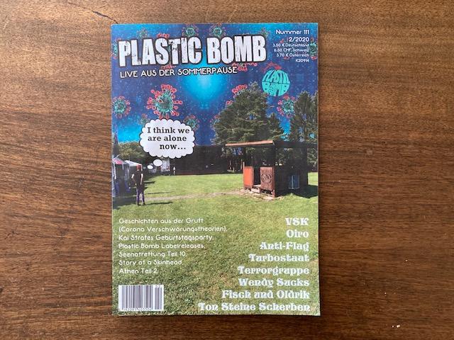 Plastic Bomb Nr. 111