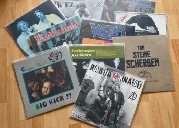 Schallplatten für die (persönliche) Ewigkeit – Phase Eins – Markus/Ün/Fritz Lakritz 2