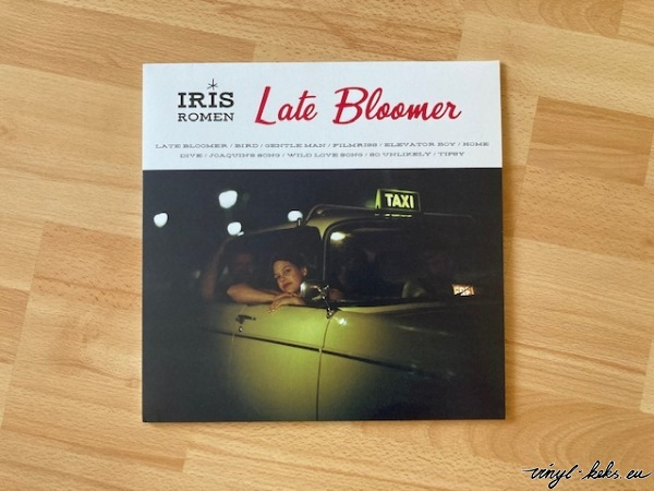 Iris Romen - Late Bloomer Vinyl-LP 1