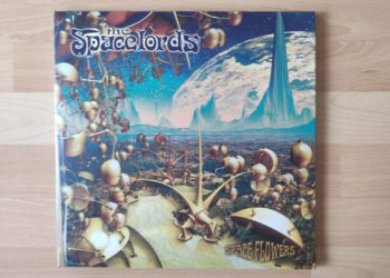 Spacelords - Spaceflowers col. Gatefold Vinyl LP 7