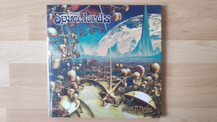Spacelords - Spaceflowers col. Gatefold Vinyl LP 1