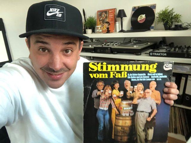 Vinylsünde - mit Schmiddlfinga von Le Fly 1