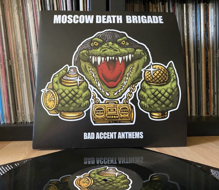 Moscow Death Brigade - Bad Accent Anthems Vinyl-LP 1