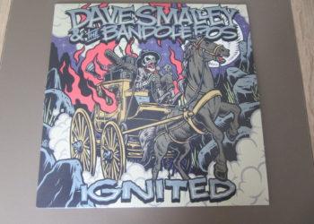 "LMNZ - Fire col. Vinyl-12"" EP 15"