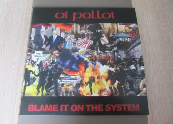 Oi Polloi - Blame it on the System col. Vinyl-10inch 7