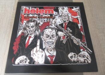 LEPER - Frail Life Vinyl LP 3