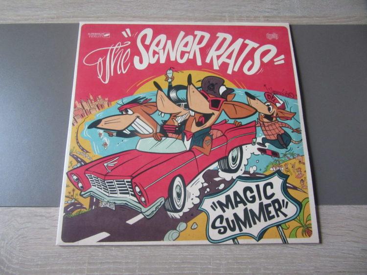 The Sewer Rats - Magic Summer Vinyl-LP 1