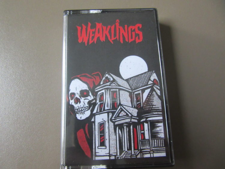Weaklings - Phantoms/Church Keys Tape 1