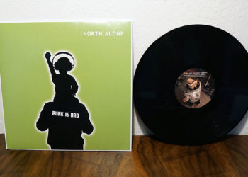 NORTH ALONE - PUNK IS DAD