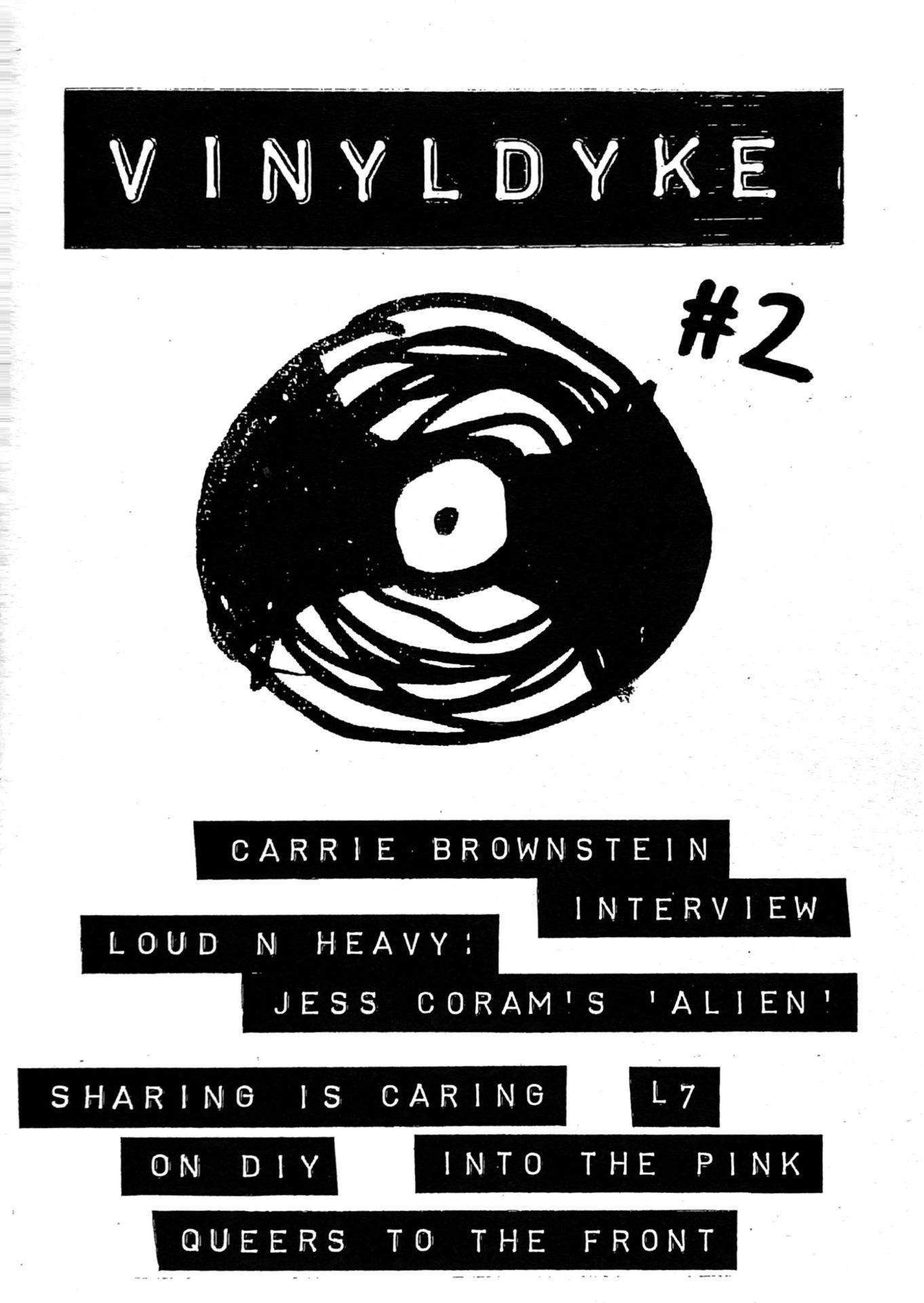 Frauen im Musikbusiness - Evelyn vom Vinyldyke Zine und der Band Passionless Pointless 1
