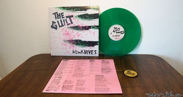 The Guilt – New Knives