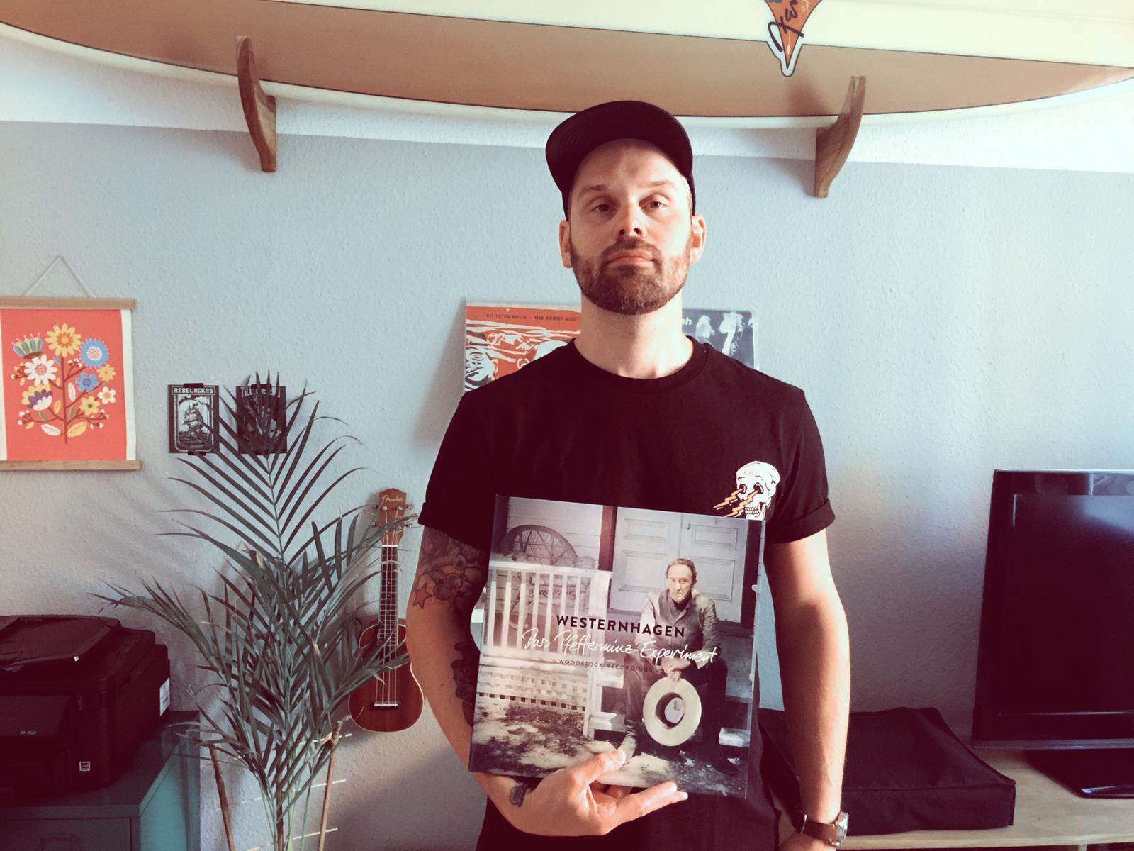Vinylsünde - mit Flo von Massendefekt