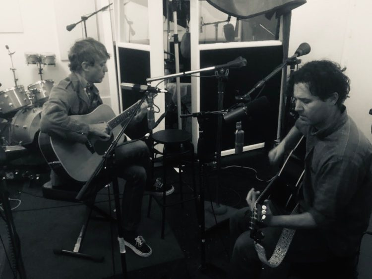 Foto: Cass McCombs and Steve Gunn