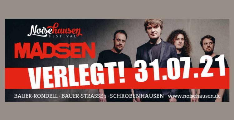 Noisehausen Festival - Verlegt auf 2021 1