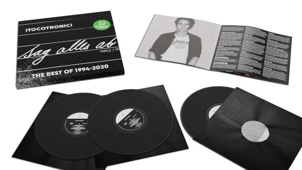 Tocotronic: Sag alles ab - The Best Of 1994-2020
