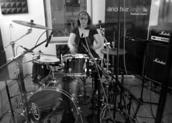 Frauen im Musikbusiness - mit Aline Schlagzeugerin der Band Conyo 4