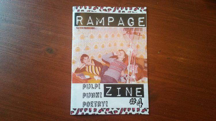 Rampage Fanzine #4 1