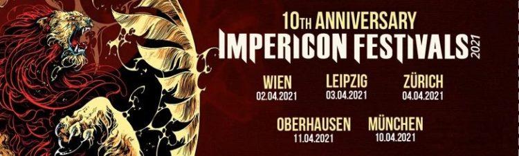Impericon Festivals : neues Jahr, neues Glück, neue Bands 1