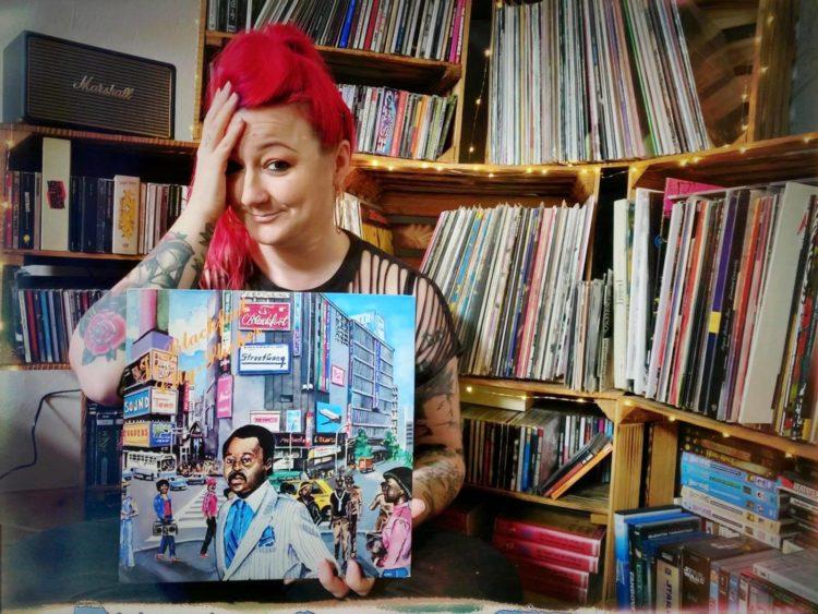 Vinylsünde mit Diana Ringelsiep