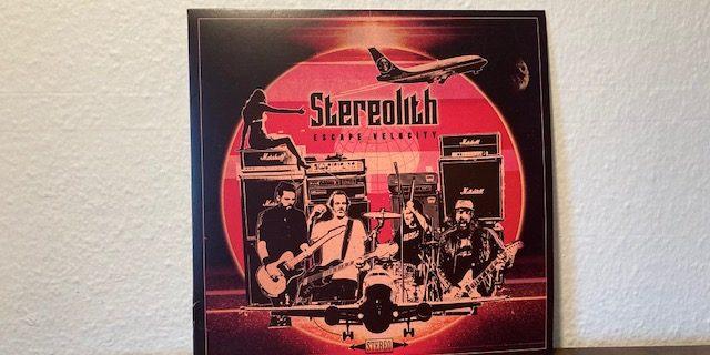 Stereolith - Escape Velocity