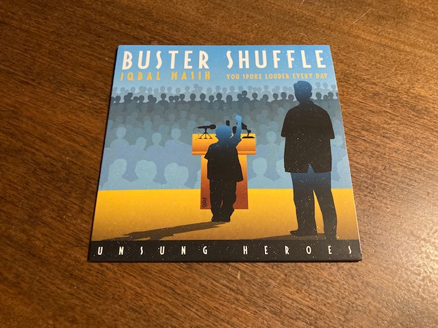 BUSTER SHUFFLE - UNSUNG HEROES